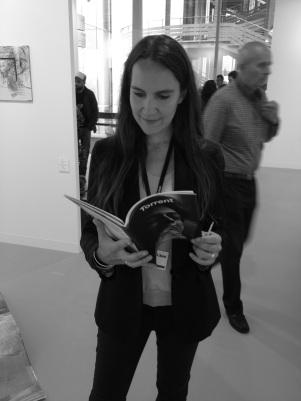 Barbara Corti, gallerist