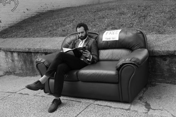 Manuel Cirauqui, curator, New York, September 2012. Photo by Alain Kantarjian