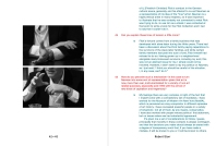 Spreads from conversation with Robert Storr