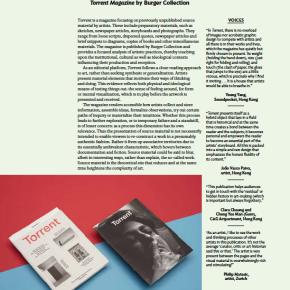Torrent in ArtAsiaPacificmagazine